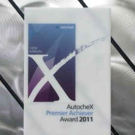 AUTOCHEX PREMIER ACHIEVEMENT AWARD