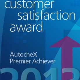2013 AUTOCHEX PREMIER ACHIEVEMENT AWARD